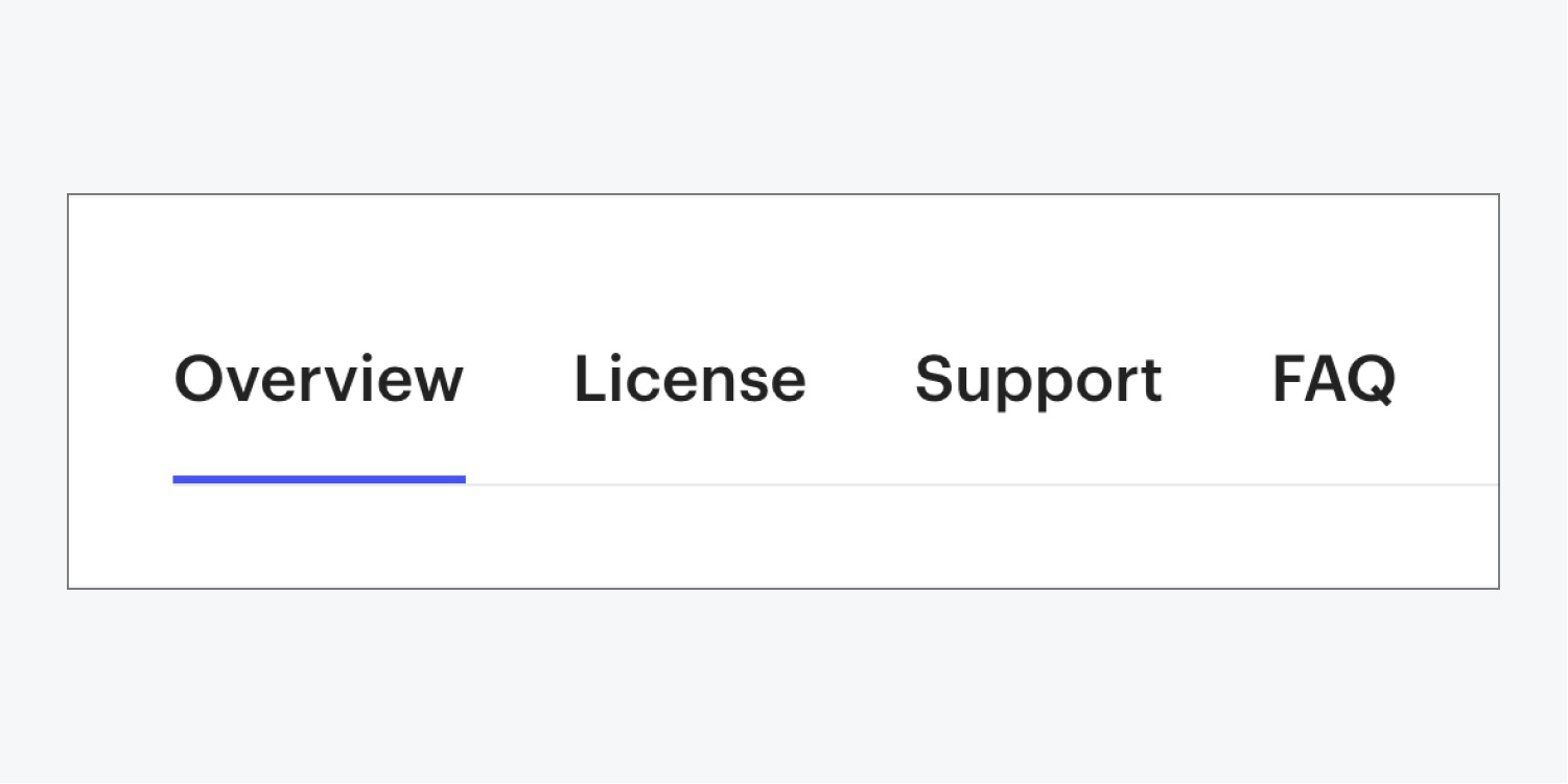 """In Webflow's Template marketplace, you can scroll down a template's page to locate the """"Overview"""" section where the template designer may list how you can reach them for template support."""