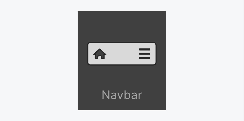 Navbar icon thumbnail