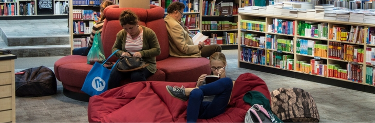 Books Can Take Readers to New Places