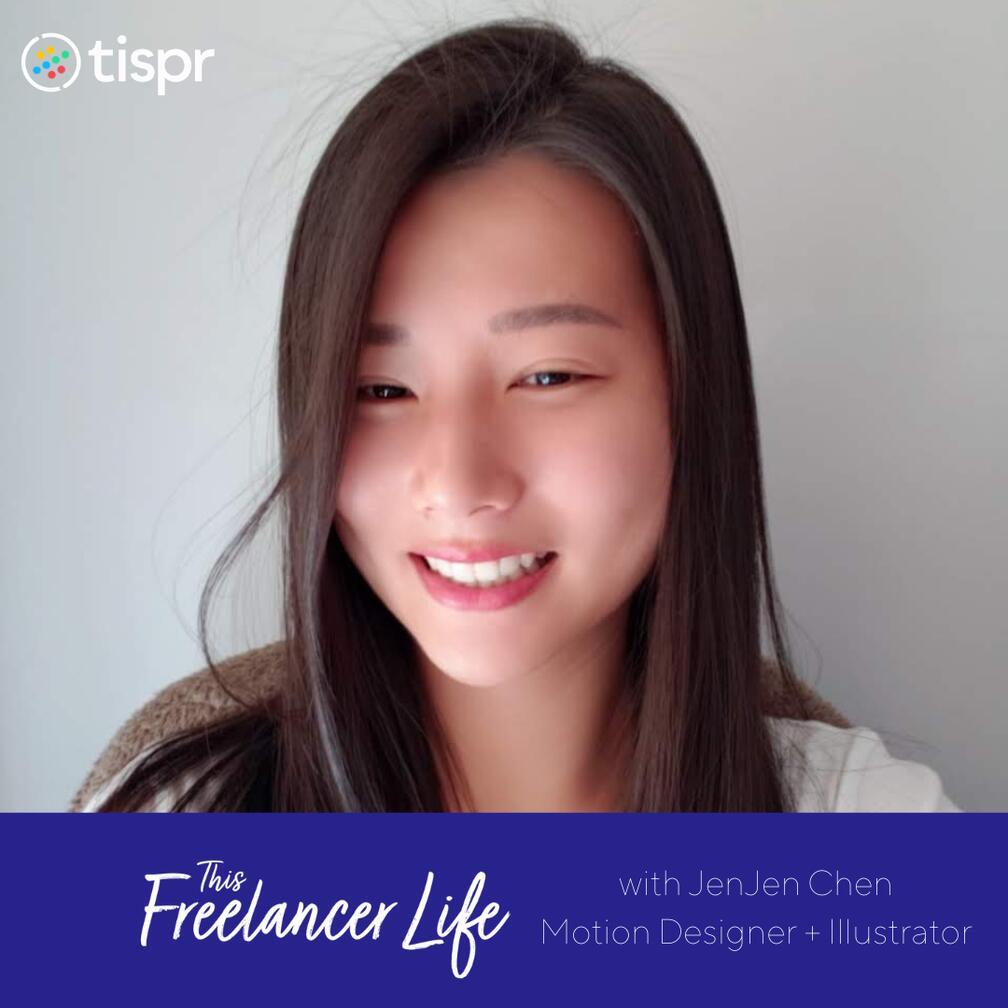 image of freelancer jenjen chen