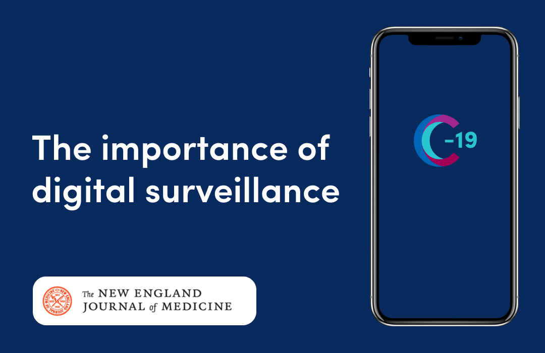 Now in the New England Journal of Medicine: The Importance of Digital Surveillance