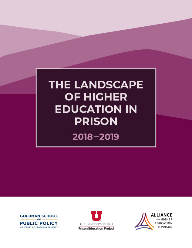 The Landscape of Higher Education in Prison