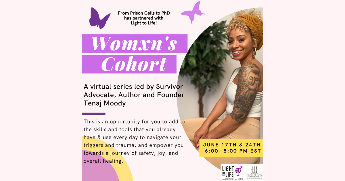 Womxn's Cohort: Recognizing our Resilience!