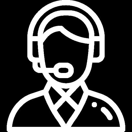 A customer support representative