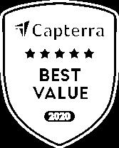 Best Value 2020 badge