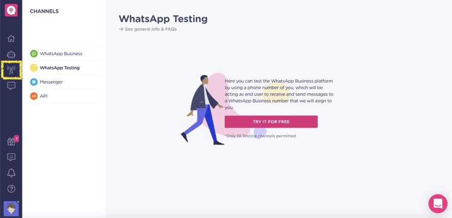 activate-whatsapp-bot-testing