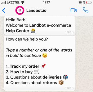 FAQ-on-whatsapp-bot-for-ecommerce