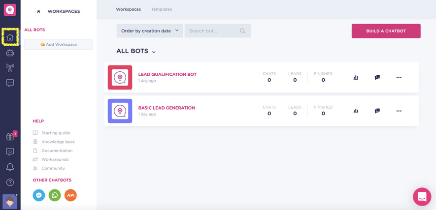 how-to-create-a-chatbot-with-landbot-dashboard