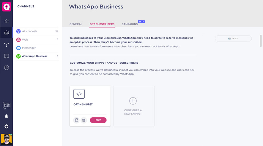 whatsapp-business-manager-opt-in-snippet