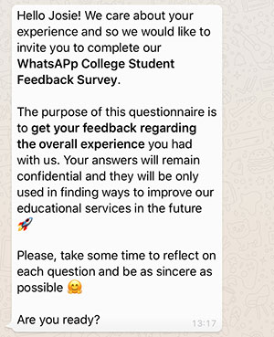 educacion-whatsapp-encuesta-satisfaccion-estudiante
