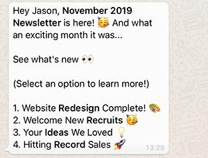 internal-WhatsApp-newsletter