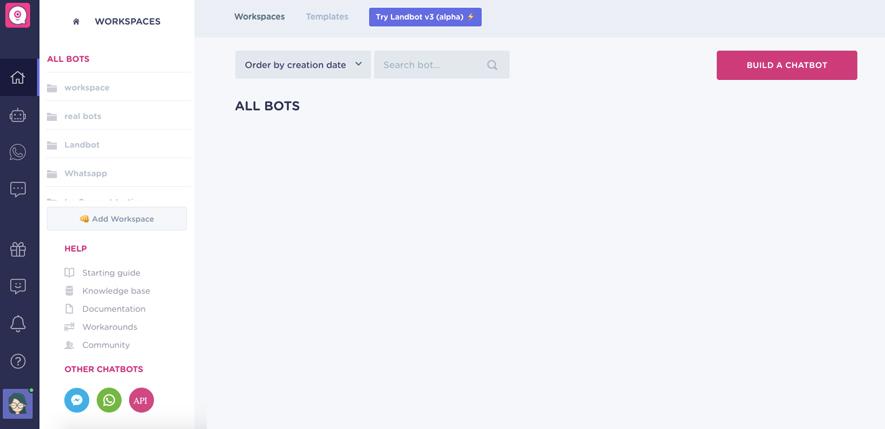 landbot-dashboard
