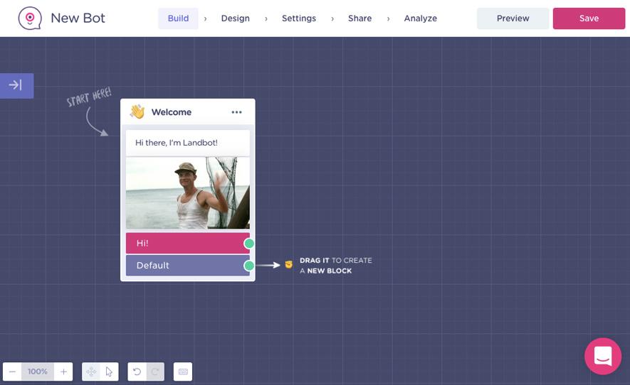 mensaje-bienvenida-chatbots-generacion-leads