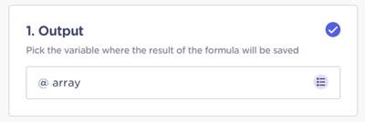 formula-output