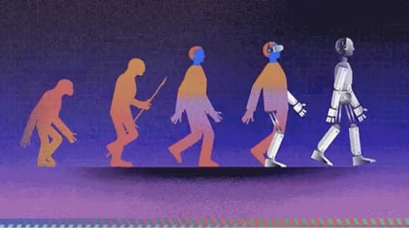 Human to Chatbot Evolution