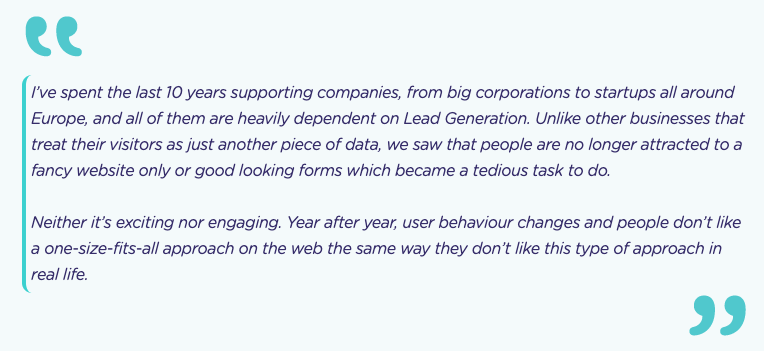 lead generation marketing bots