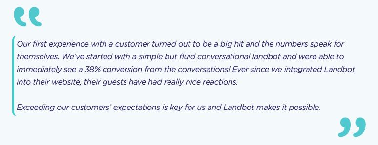 lead generation marketing chatbot