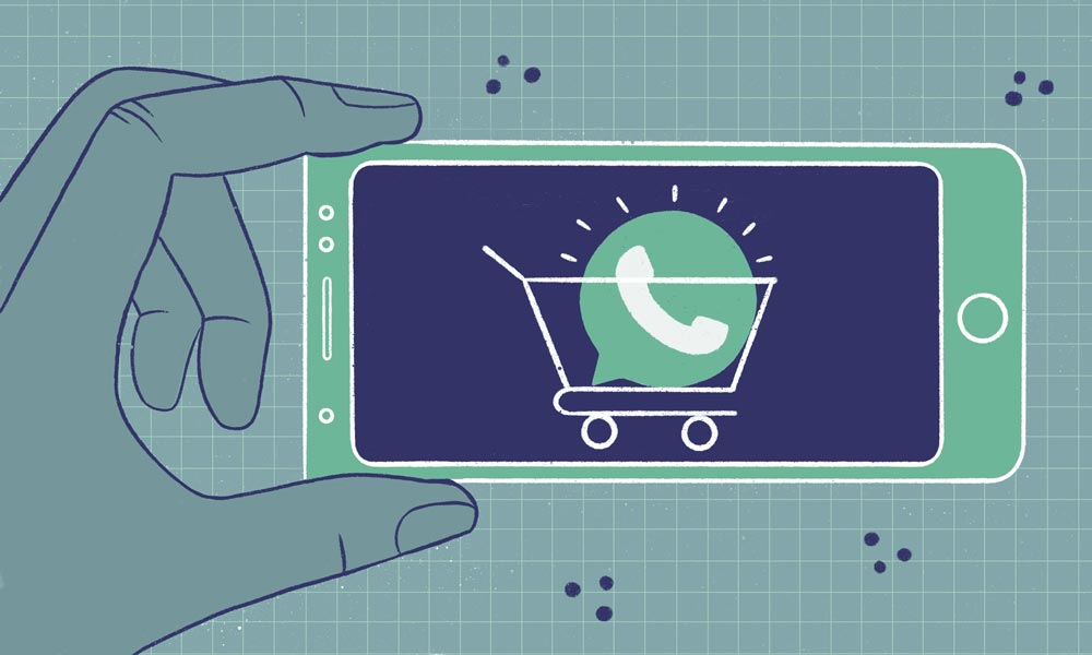 ecommerce whatsapp