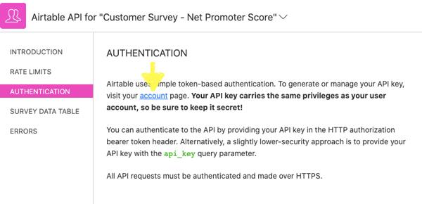 generate-api-key-on-airtable