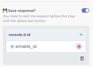 airtable-id-webhook-response