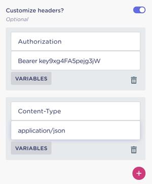 send-data-in-json-webhook-setup
