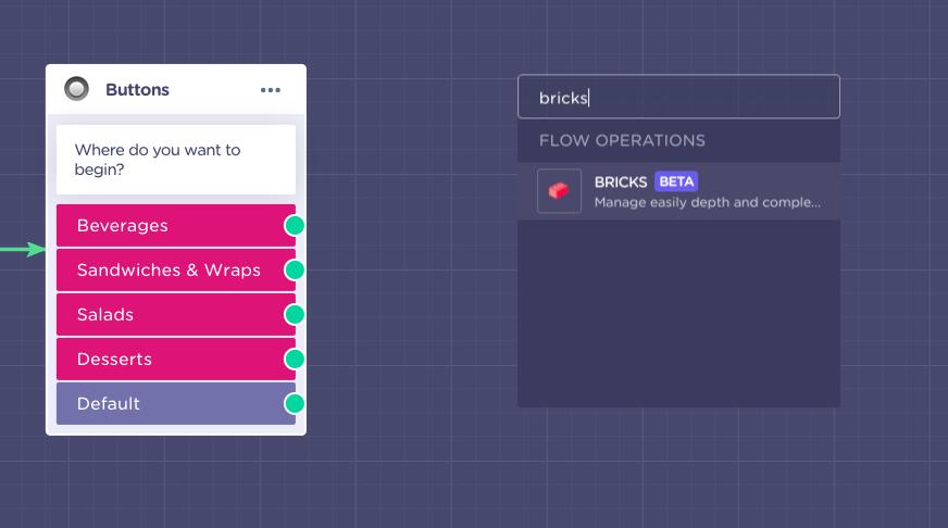 landbot bricks