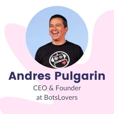 Andres Pulgarin botslovers