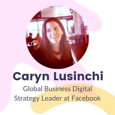 Caryn Lusinchi whatsapp api and facebook