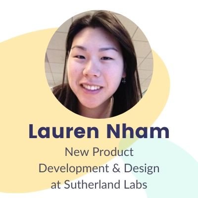 lauren namh sytherland labs future of chatbots