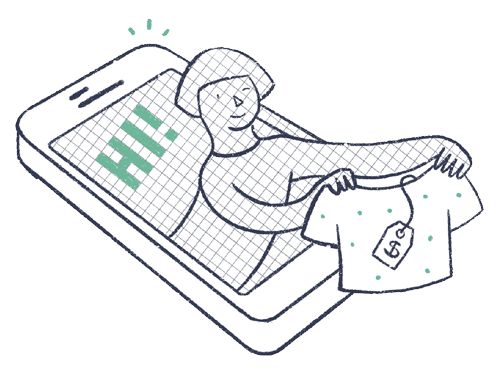 personalize buyer experience chatbot