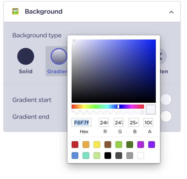 chatbot frontend design