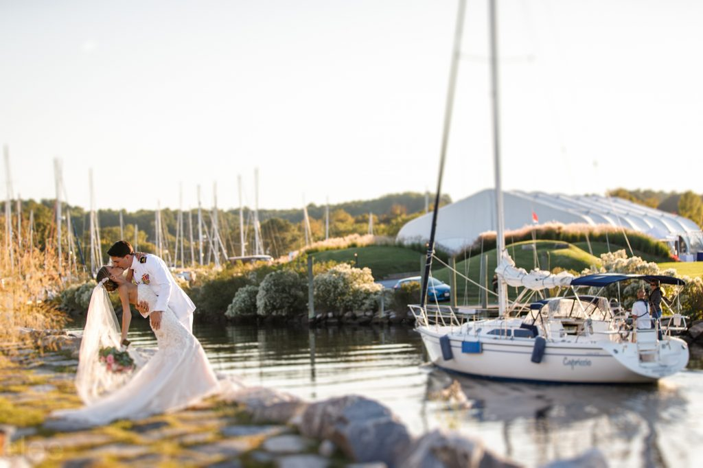Maryland Yacht Club Wedding