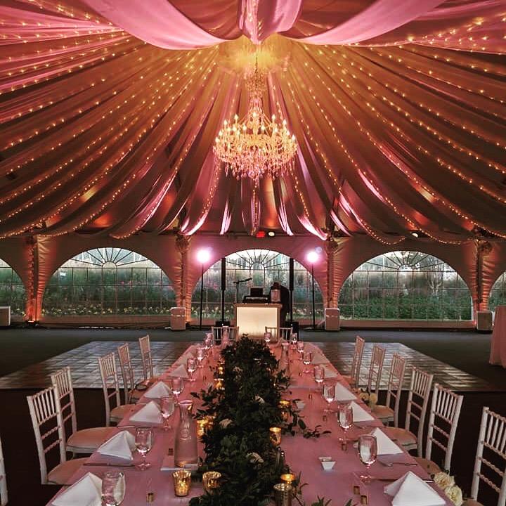 Paradise Ballroom Tent