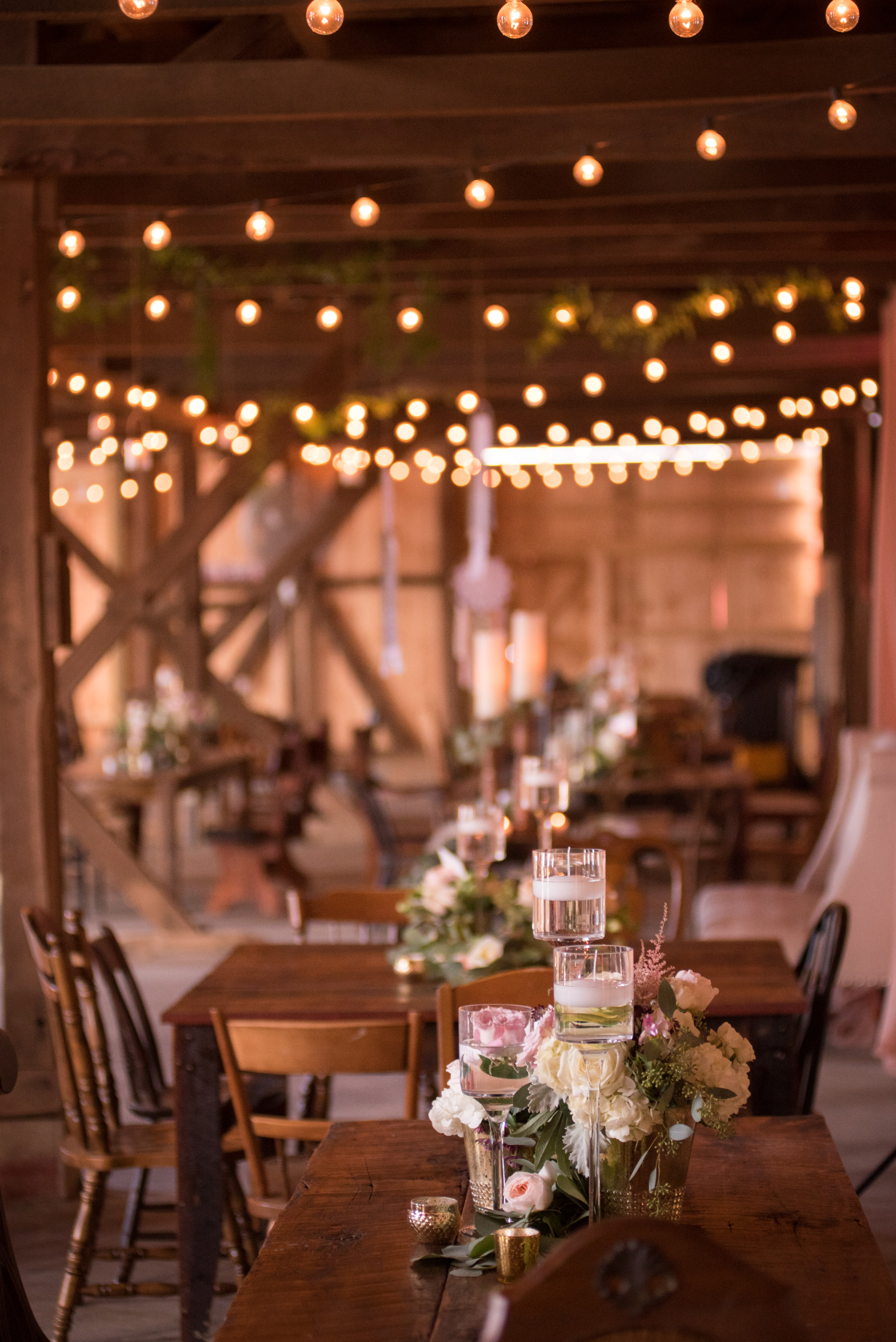 Barn at Honey's Harvest Tablescape