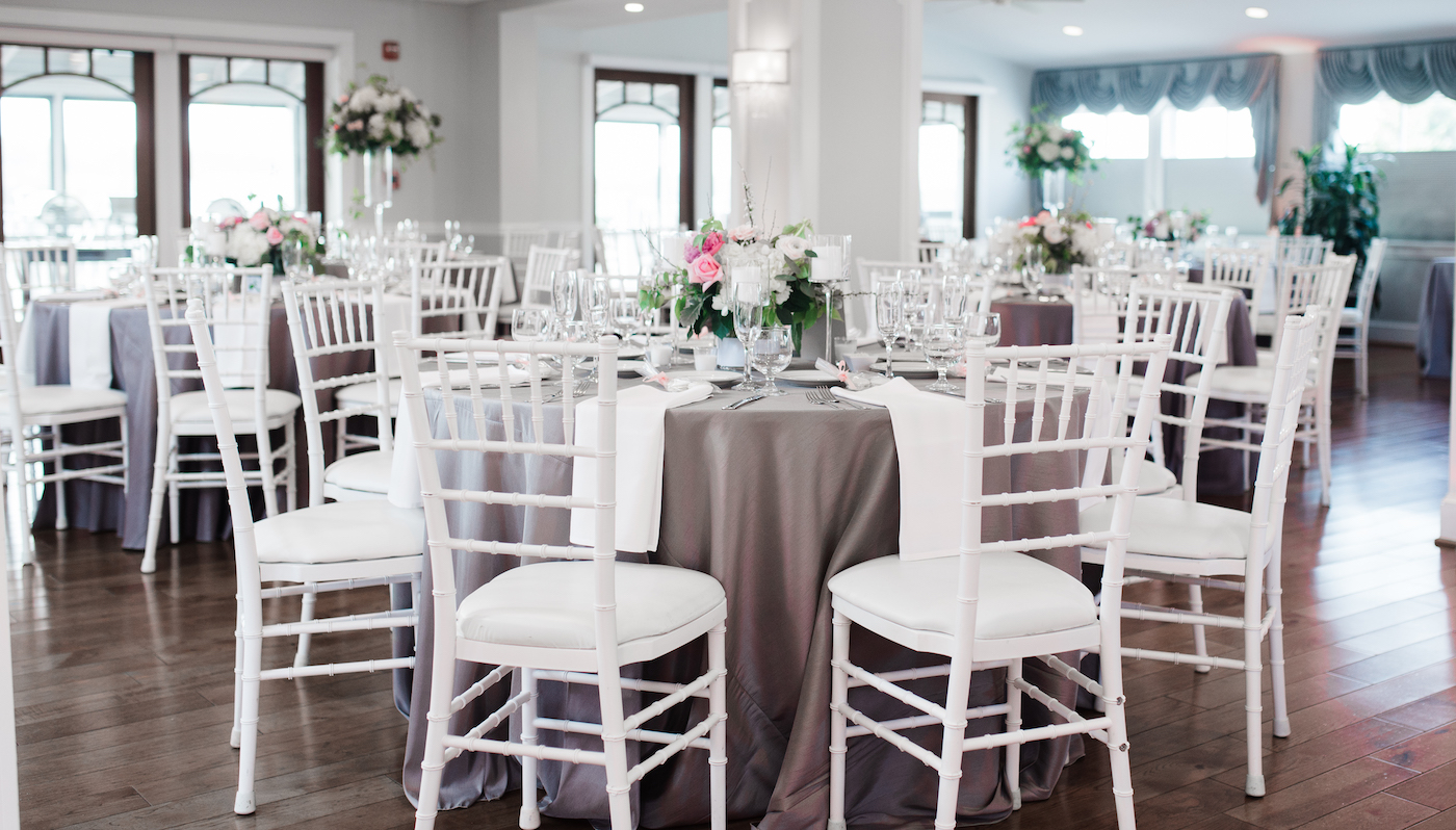 Molly's Wedding at Herrington Yacht Club
