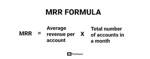MRR Formula