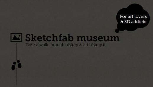 sketchfab-museum