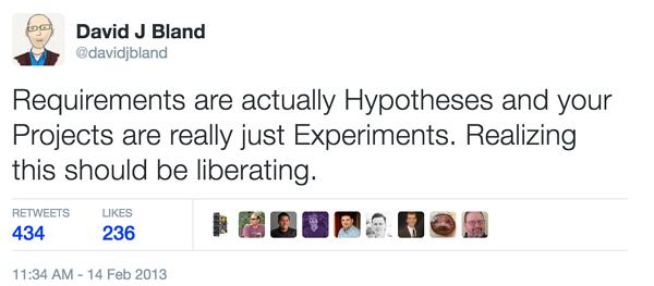 David Bland Viral Tweet