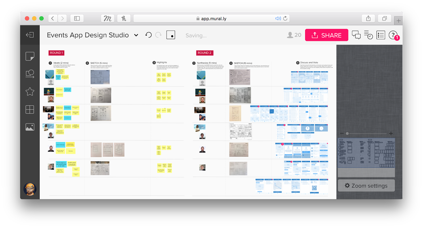 How To Run A Design Studio Remotely With Mural