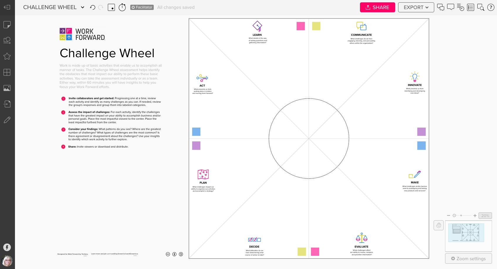 Challenge Wheel