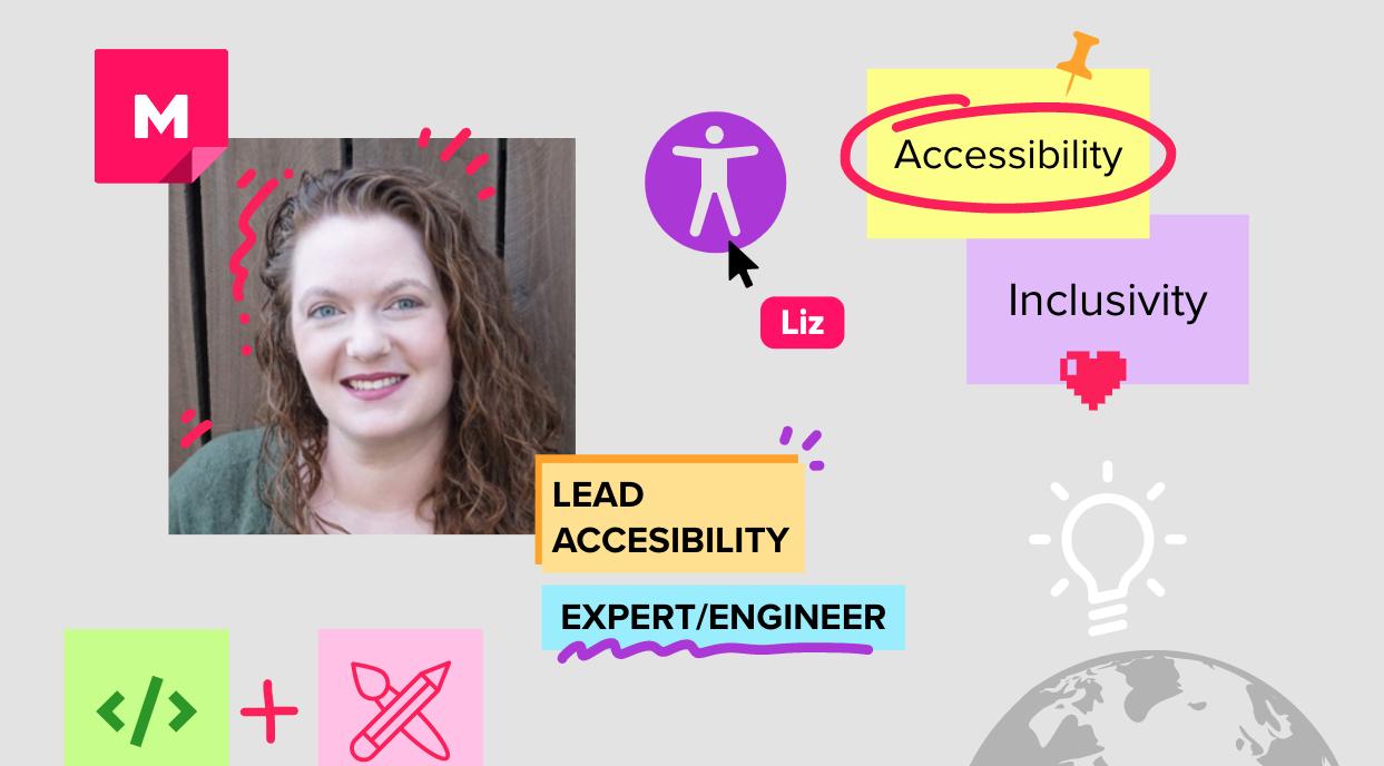 Liz Byrne, Lead Accessibility Expert/Engineer