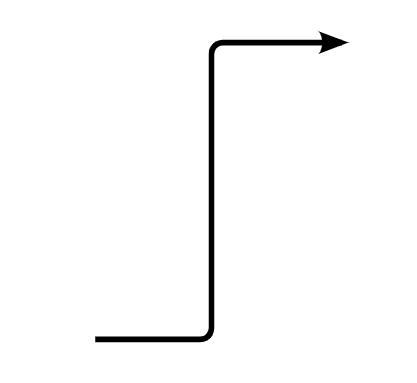 Arrow - flowline
