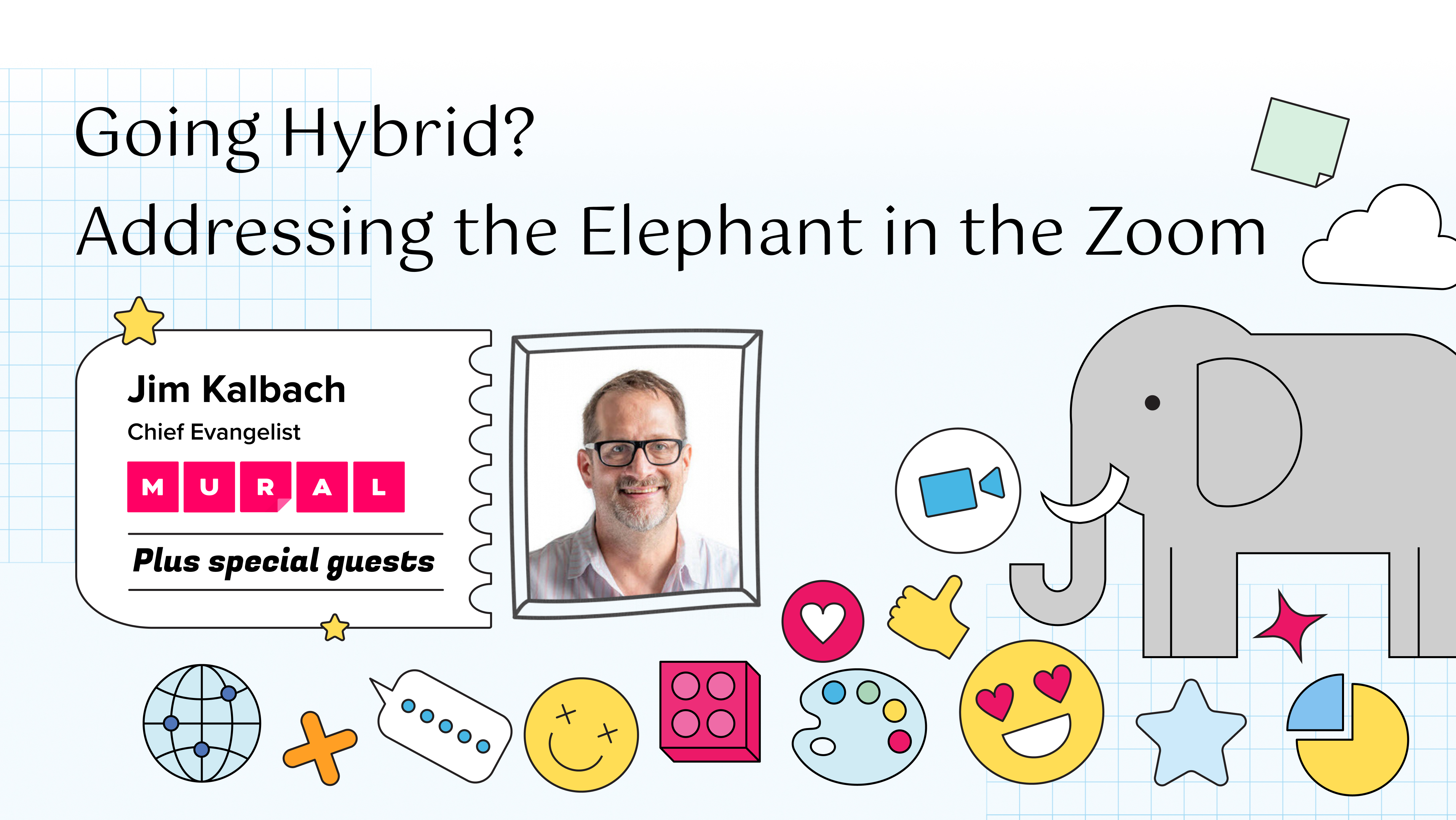 Going Hybrid? Addressing the Elephant in the Zoom