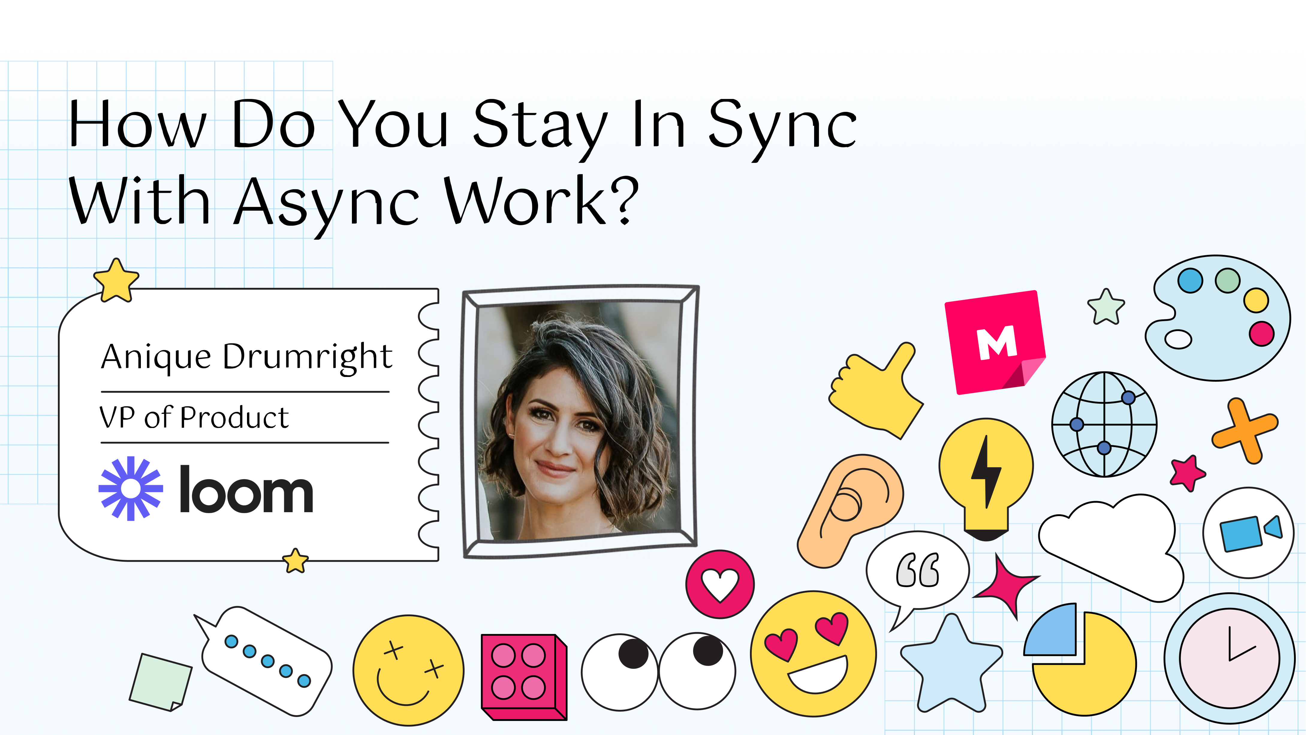 How Do You Stay in Sync With Async Work?