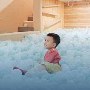 Rich indoor playgrounds