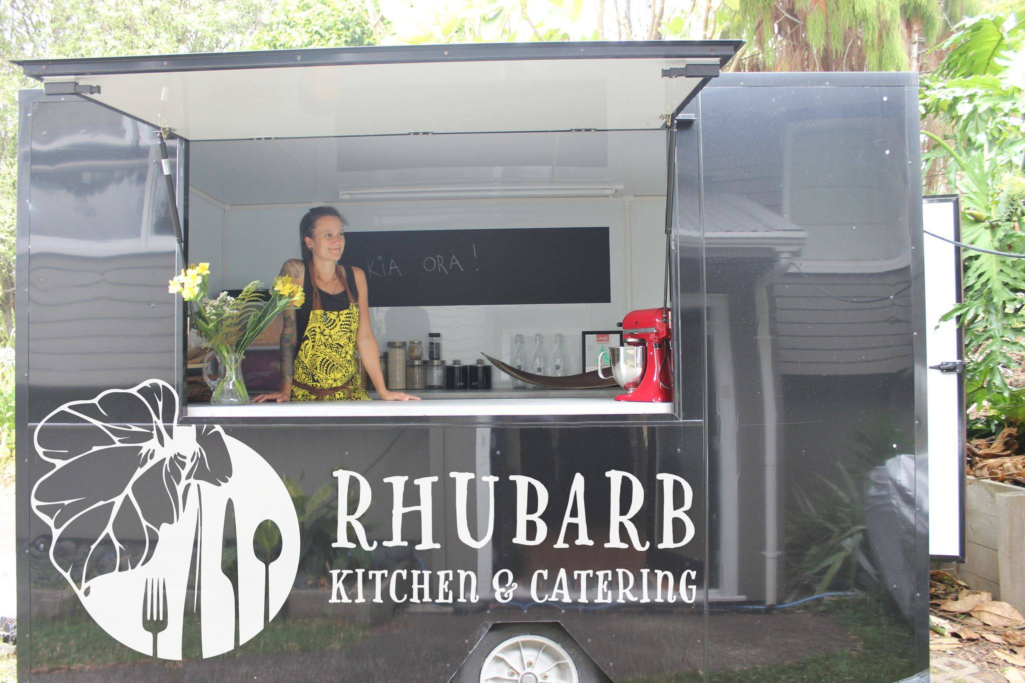 Rhubarb Kitchen&Catering