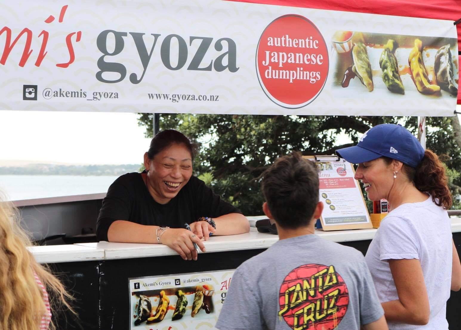 Akemi's Gyoza