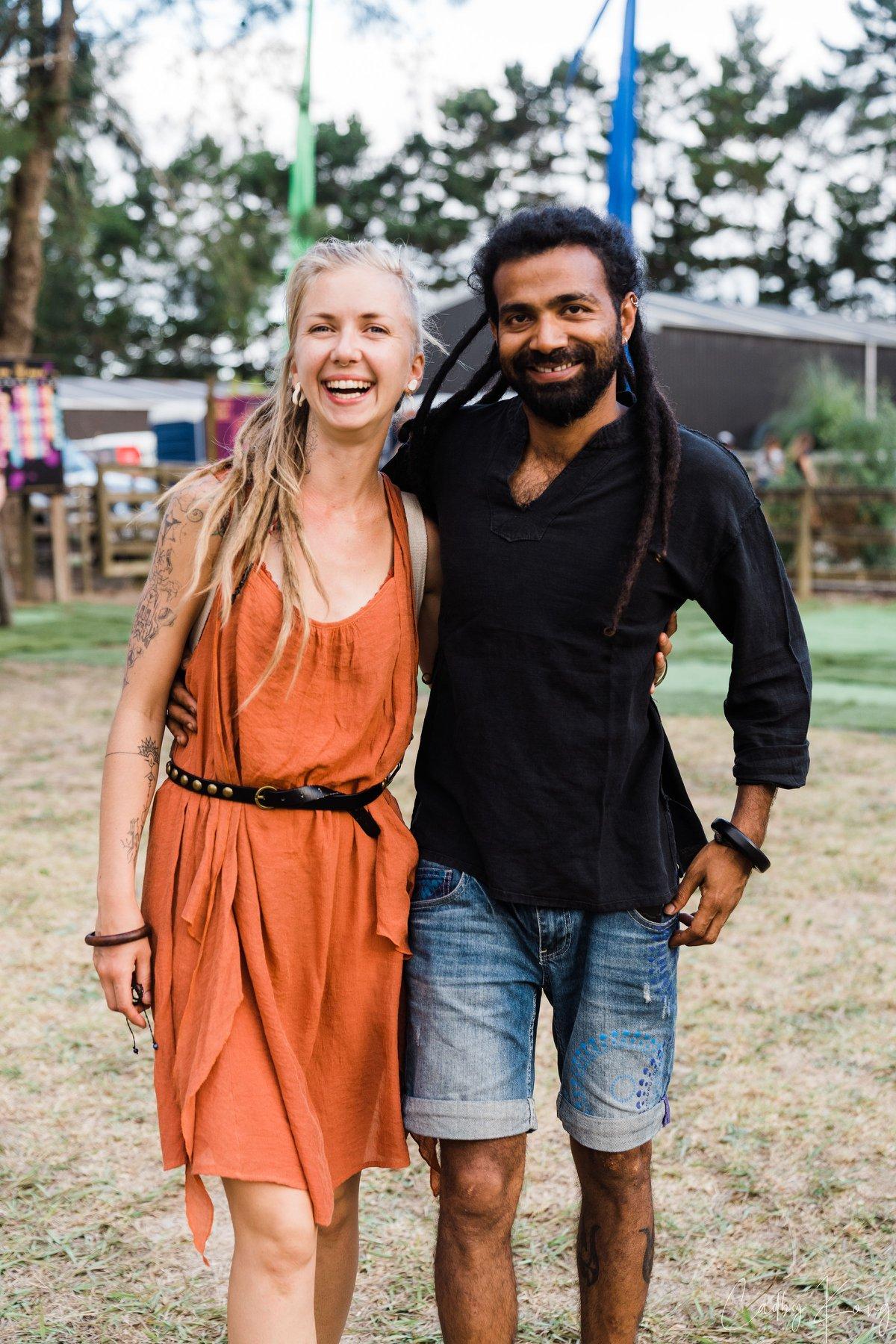 Arnav and Akvile