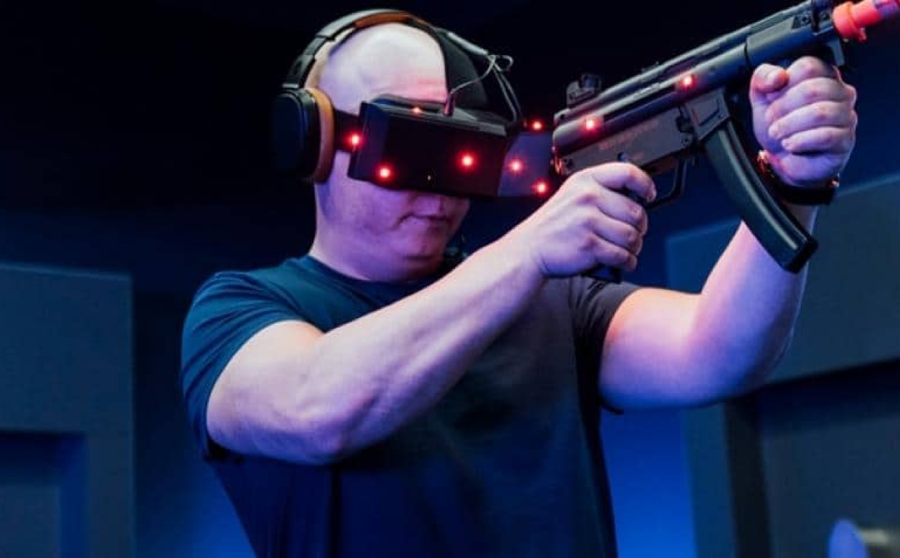 Why location based entertainment is the future of VR