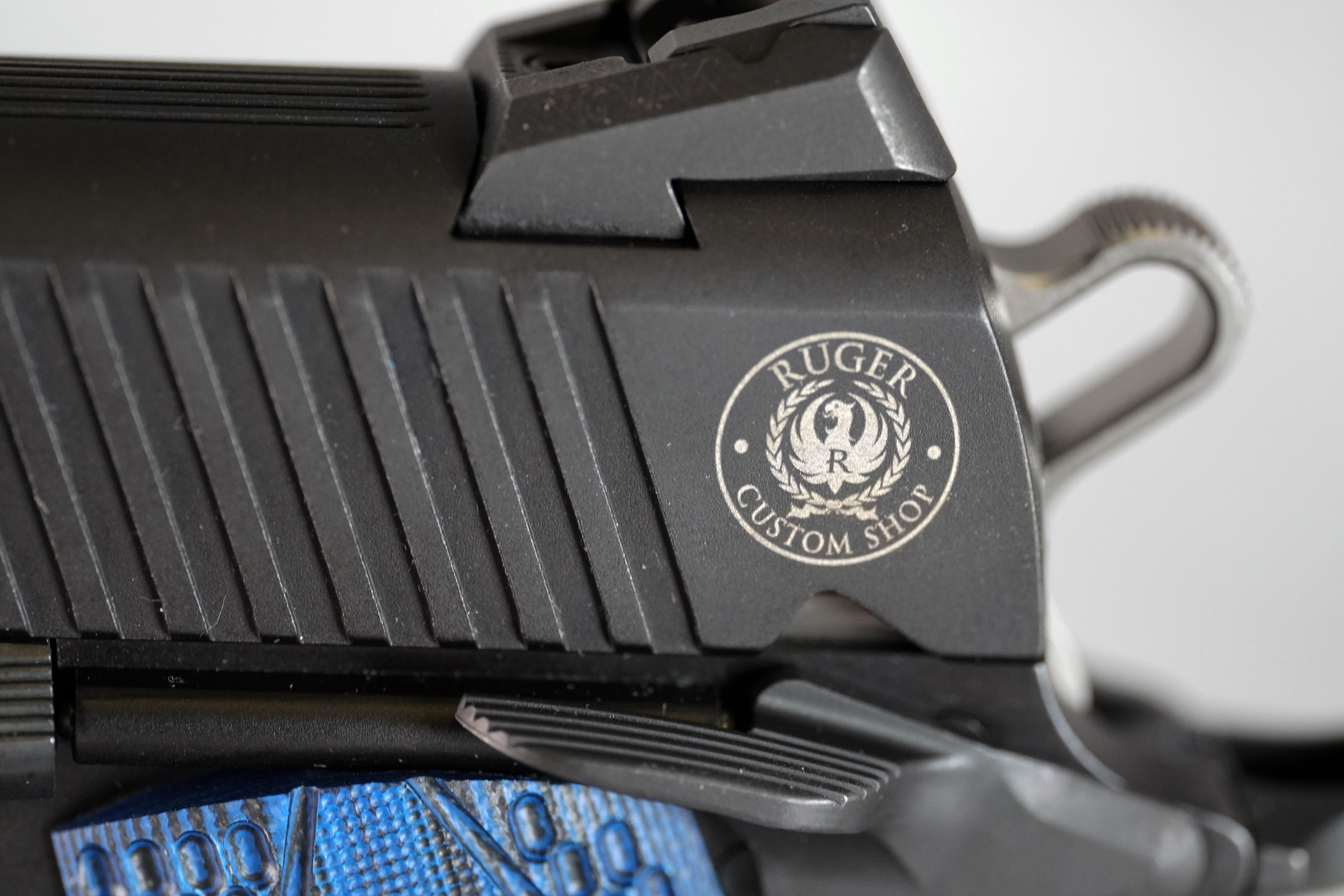 GT25 from Ruger Custom Shop